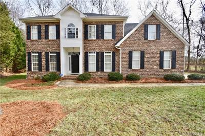 Charlotte NC Single Family Home For Sale: $240,000