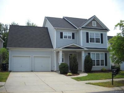 Cornelius Single Family Home For Sale: 9828 Caldwell Depot Road