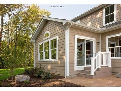 Charlotte Single Family Home For Sale: 4112 Audubon Park Drive #18
