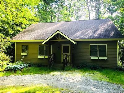 Lake Toxaway Single Family Home For Sale: 104 Jackson Avenue