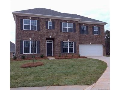 Gastonia Single Family Home For Sale: 4918 Trayton Avenue #38