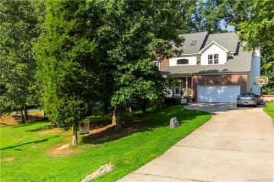 Mooresville NC Single Family Home For Sale: $309,000