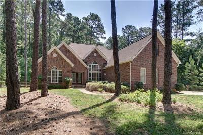 Mooresville Single Family Home For Sale: 451 Isle Of Pines Road #11