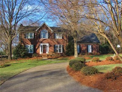 Concord NC Single Family Home For Sale: $325,000