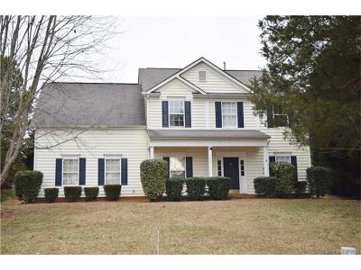 Mooresville Single Family Home For Sale: 108 Spring Grove Drive #108