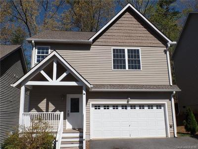 Asheville Single Family Home For Sale: 48 Winterwind Drive