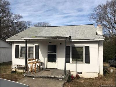 Gastonia Single Family Home For Sale: 316 Mountain View Street