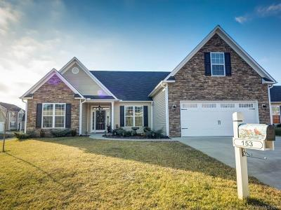 Fletcher Single Family Home Under Contract-Show: 153 Catawba River Road