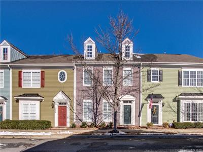 Huntersville Condo/Townhouse Under Contract-Show: 13632 Morehouse Street