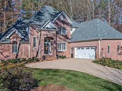 Asheville Single Family Home For Sale: 501 Pinchot Drive