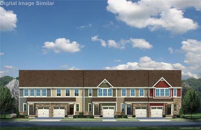 Concord NC Condo/Townhouse For Sale: $189,990