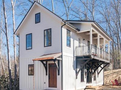 Black Mountain Single Family Home For Sale: 205 N Locust Street