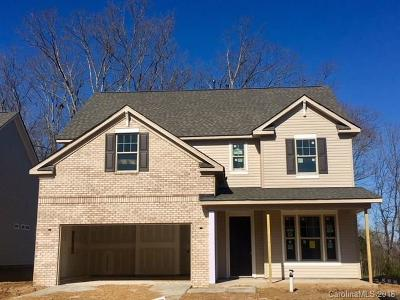 Cabarrus County Single Family Home For Sale: 421 Hunton Forest Drive NW #82