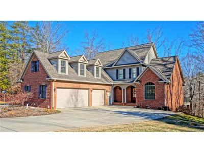 Statesville NC Single Family Home For Sale: $585,000