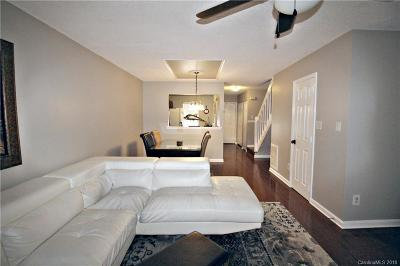 Charlotte Condo/Townhouse For Sale: 8135 Circle Tree Lane