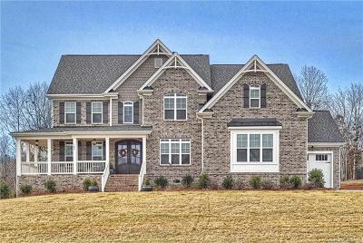 Davidson Single Family Home For Sale: 122 Overlook Ridge Lane
