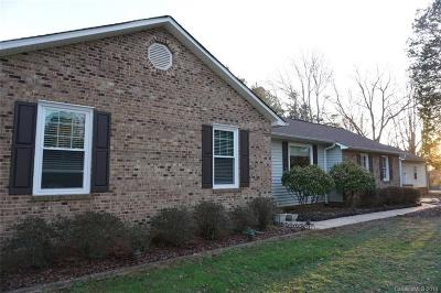 Kannapolis Single Family Home Under Contract-Show: 6609 Bealgray Road