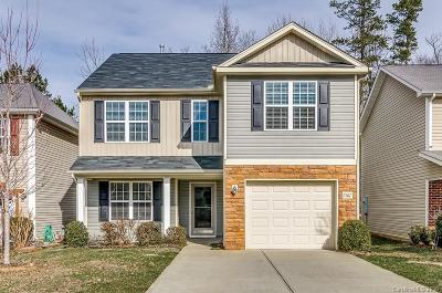 Charlotte Single Family Home For Sale: 7507 Fowler Springs Lane #63