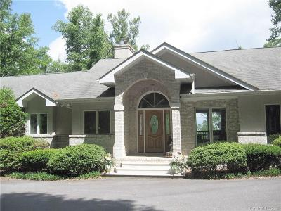 Buncombe County, Haywood County, Henderson County, Madison County Single Family Home For Sale: 25 Elk Ridge Drive