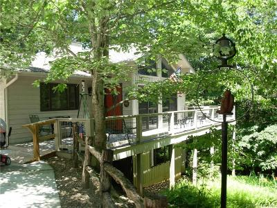 Lake Toxaway Single Family Home For Sale: 233 Pleasant View Drive