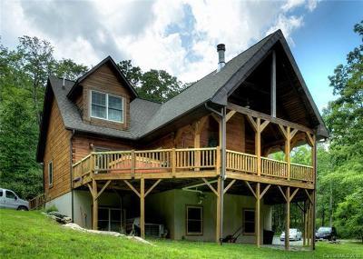 Hendersonville Single Family Home For Sale: 40 Butler Ridge Trail