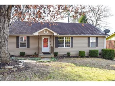 Asheville Single Family Home For Sale: 139 Wyoming Road