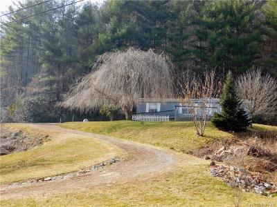 Pisgah Forest Single Family Home For Sale: 39 Barnhouse Road