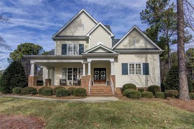 Mooresville Single Family Home For Sale: 332 Bayberry Creek Circle
