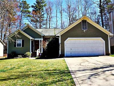 Charlotte Single Family Home For Sale: 7206 Morsey Court