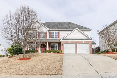 Charlotte Single Family Home For Sale: 3640 Luton Court
