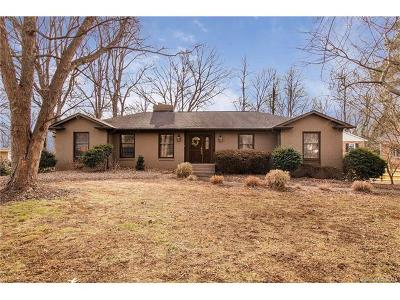 Charlotte Single Family Home For Sale: 6036 Glenridge Road