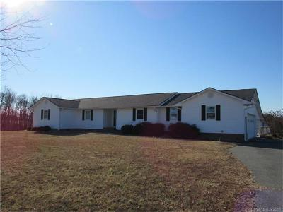 Marshville Single Family Home For Sale: 1107 Hamilton Crossroads Road