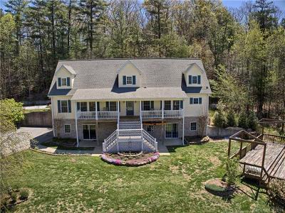 Hendersonville Single Family Home For Sale: 644 Salisbury Road