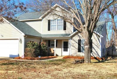 Union County Single Family Home For Sale: 2317 Jacobs Court #97