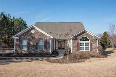 Matthews Single Family Home Under Contract-Show
