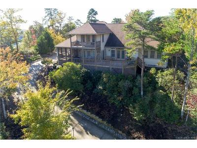 Lake Lure Single Family Home For Sale: 614 Quail Ridge Boulevard