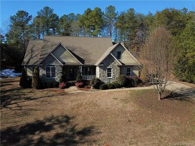 Rutherfordton Single Family Home Under Contract-Show: 294 Chisholm Trail