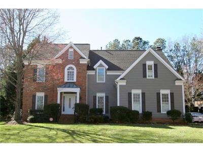 Charlotte Single Family Home For Sale: 4711 Heatherton Place