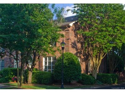 Charlotte NC Condo/Townhouse For Sale: $479,000
