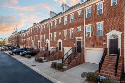 Matthews Condo/Townhouse For Sale: 1114 Dean Hall Lane