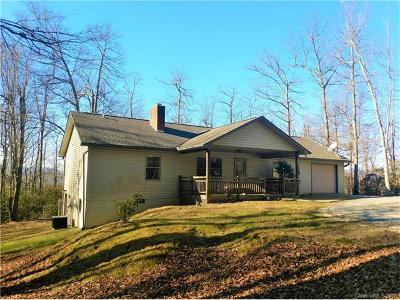 Brevard Single Family Home For Sale: 514 Upland Road