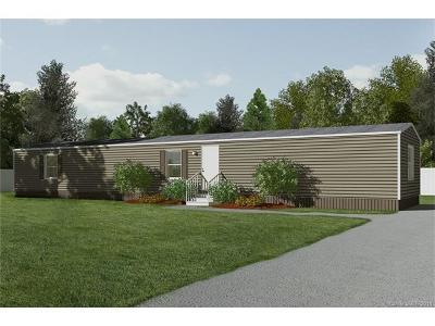 Single Family Home For Sale: Lot #2 Deer Park Road #2