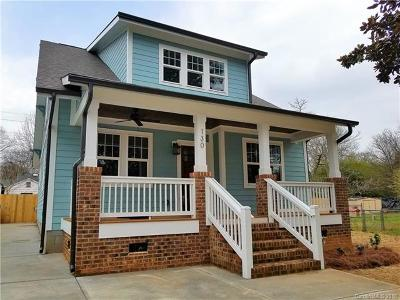 Charlotte Single Family Home For Sale: 130 N Smallwood Place