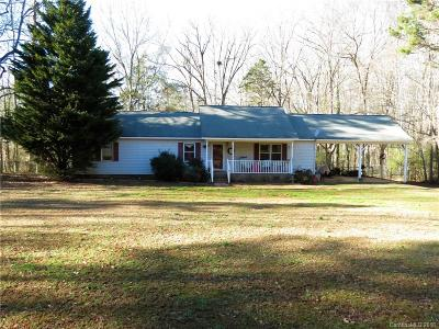 Clover Single Family Home Under Contract-Show: 1985 Jim McCarter Road N