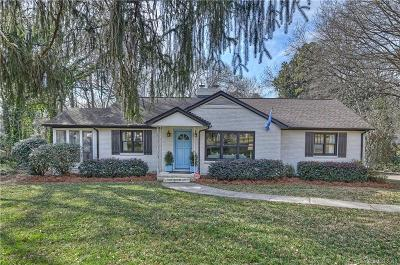 Charlotte Single Family Home For Sale: 5636 Preston Lane