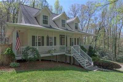 Hendersonville Single Family Home For Sale: 66 Squirrel Trail