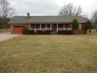 Charlotte NC Single Family Home For Sale: $199,000