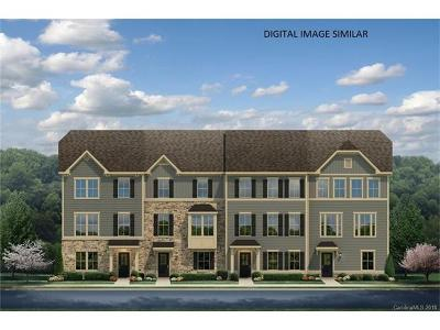 Charlotte NC Condo/Townhouse For Sale: $286,900
