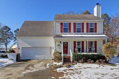 Cabarrus County Single Family Home For Sale: 2219 Fisher Ridge Road