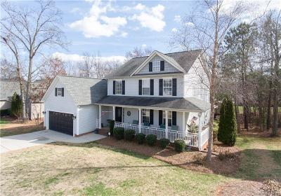 Rock Hill Single Family Home For Sale: 1364 Plantation Hills Drive